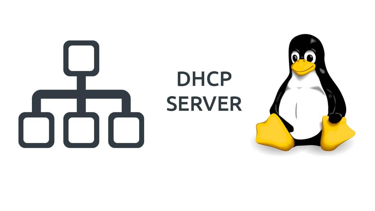 Konfiguracja serwera DHCP na serwerze linux